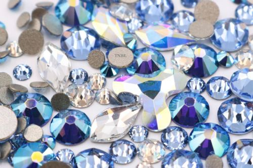 Swarovski Mixed Colour & Shape Pack Prince Collection 155pcs